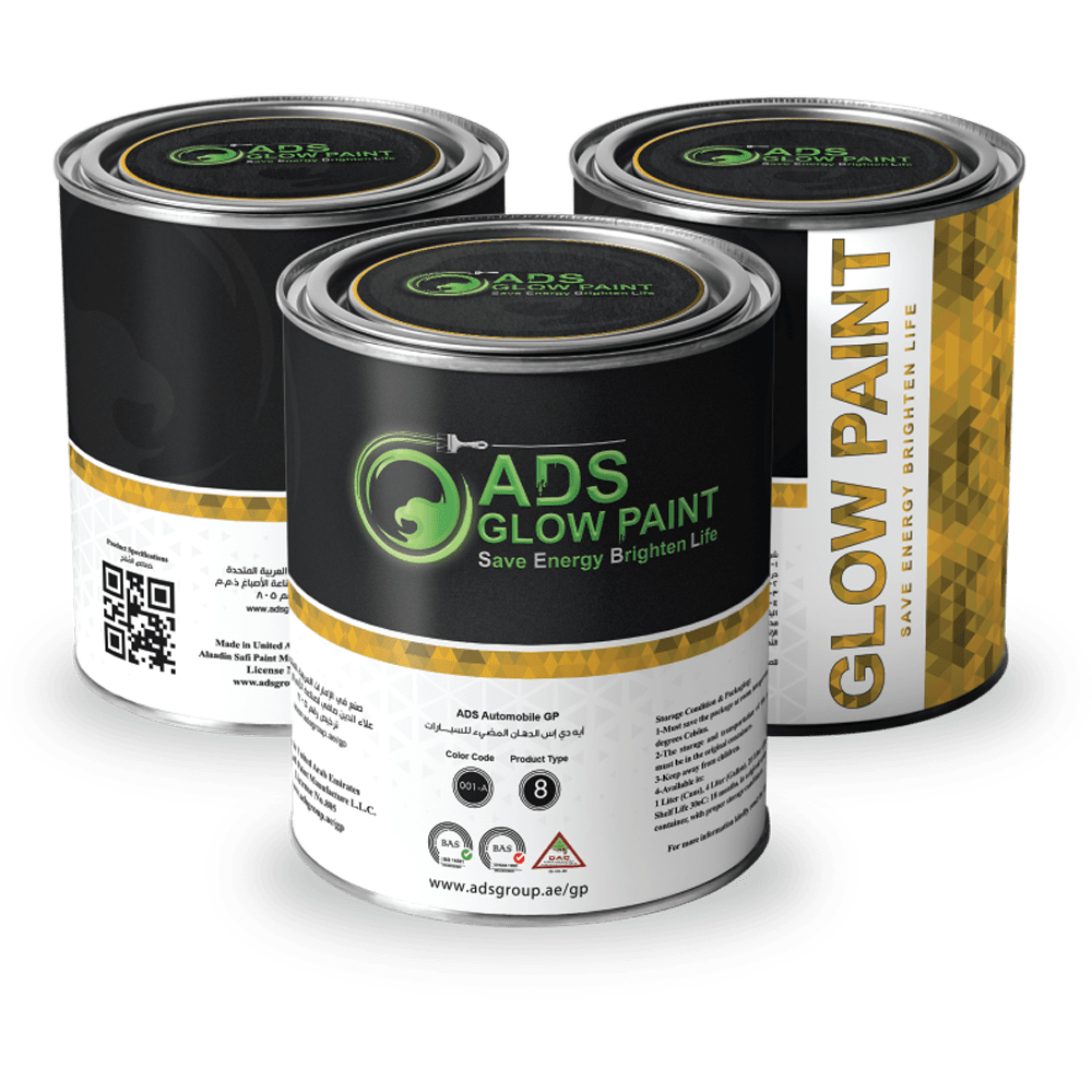 ADS Glow Paint Automobile Product 1