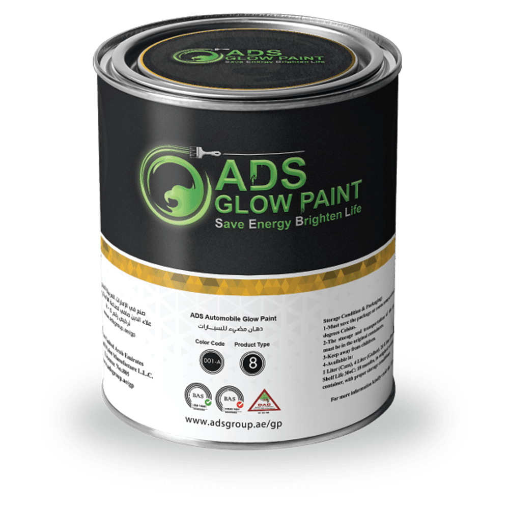 ADS Glow Paint Automobile Product 3