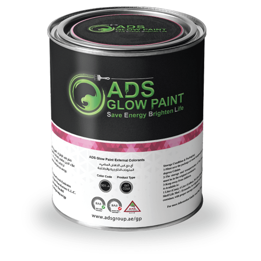 ADS Glow Paint External Colorants Product