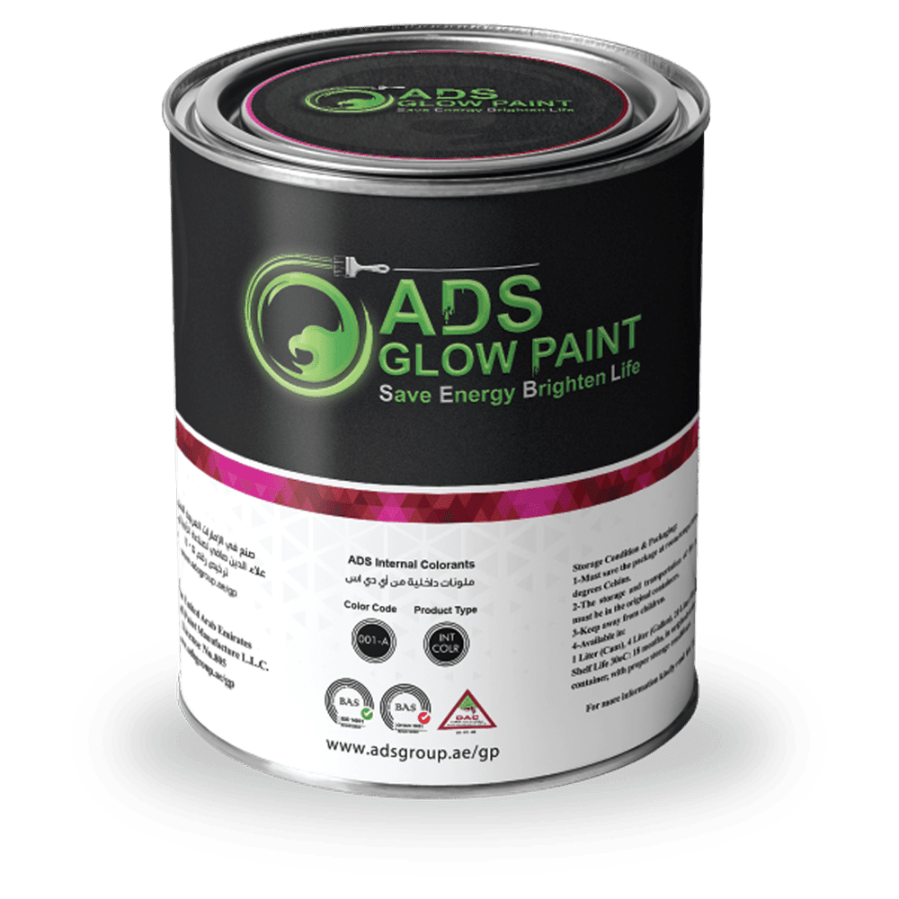 ADS Glow Paint Internal Colorants S Product