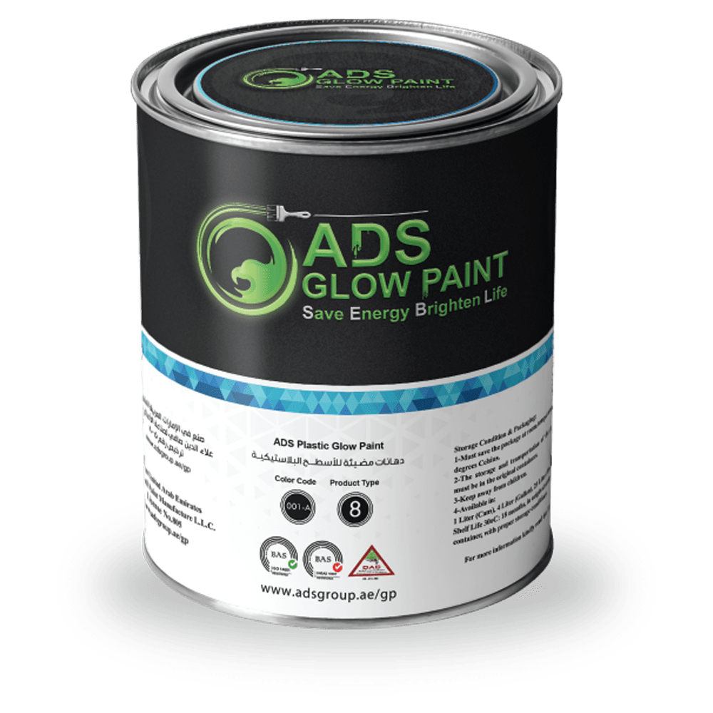 ADS Glow Paint Plastic Product 2