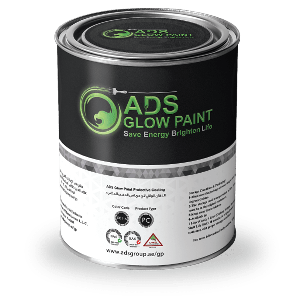 ADS Glow Paint Protective Coating Product