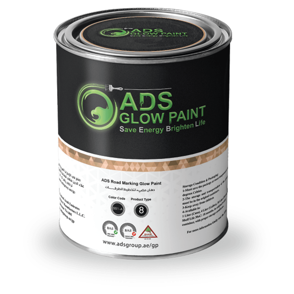 ADS Glow Paint Road Marking Product 3