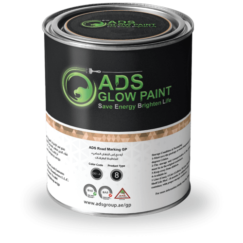 ADS Glow Paint Road Marking Product 4