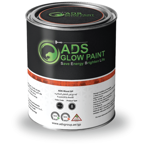 ADS Glow Paint Wood GP S Product