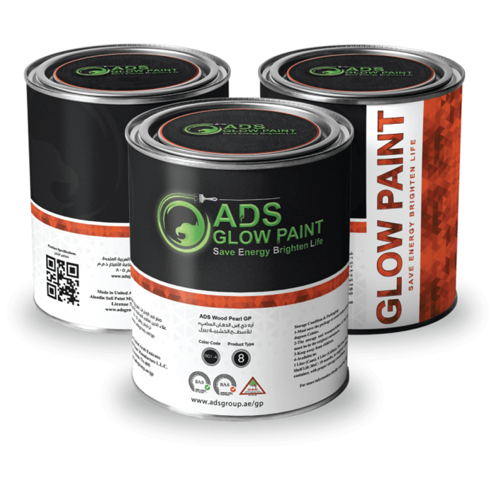 ADS Glow Paint Wood Pearl GP Product