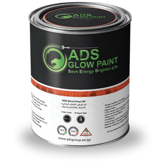 ADS Glow Paint Wood Pearl GP S Product