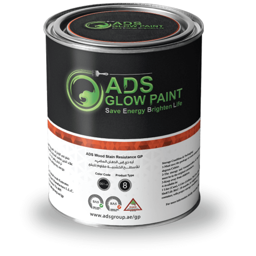 ADS Glow Paint Wood Stain Resistance GP S Product